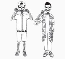 Skeleton Clique by Mackenzie Lewis
