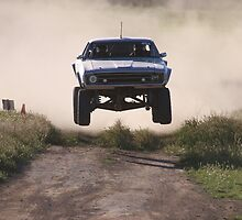 Off Road Falcon Ute by Stuart Daddow Photography