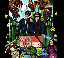 Super Blues Brothers by shannonritchie