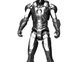 Iron Man by creativePanzee