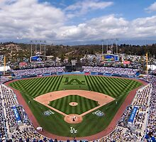 Opening Day by don thomas