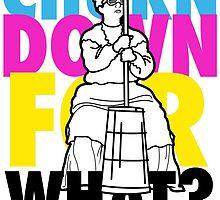 Churn Down For What? by Jordan Aschwege