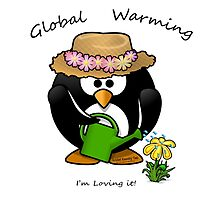 GLOBAL WARMING...I'm loving it! by Kricket-Kountry