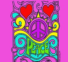 Peace to all Humanity... by Kricket-Kountry