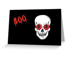 BOO! Greeting Card