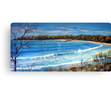 Ocean View, Australia  Canvas Print