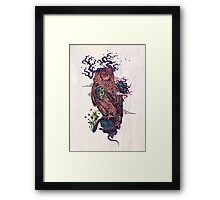 Regrowth Framed Print