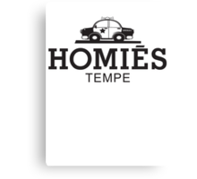Homies - Tempe (Light) Canvas Print