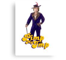 Tyrion Lannister pimp. (P)IMP. Pimp my imp Canvas Print