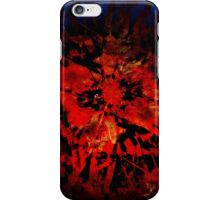 The Red Paper Shield iPhone Case/Skin