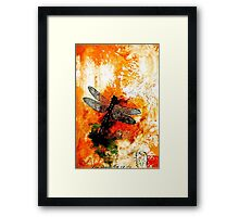 The Nature of Things...The Dragonfly Framed Print