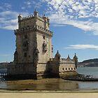 Vintage Belem Tower 3 | Torre de Belém by silvianeto