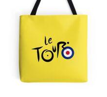 Le Tour de Britain Tote Bag