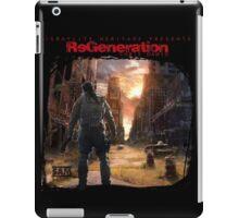ReGeneration by Chris Dawid iPad Case/Skin