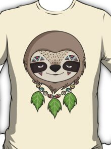 Sloth Head T-Shirt