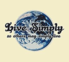 Live simply by Boogiemonst