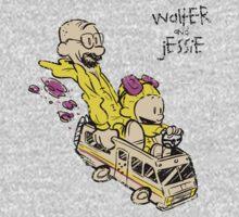 Walter & Jessie by Menda Molonguy