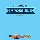 Running is Impossible by ThePencilClub