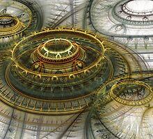 Alien dome by MartinCapek