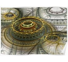 Alien dome Poster