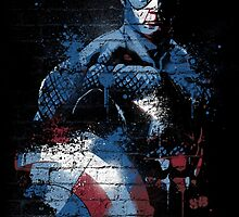 American Graffiti by drsimonbutler