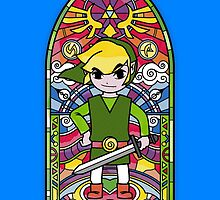 Protector Of Hyrule by drsimonbutler