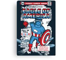 Eagle of America Canvas Print