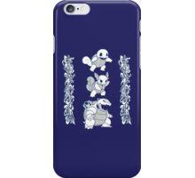 Blue Evolution iPhone Case/Skin
