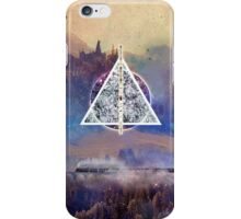The Spirit of the Wizarding World iPhone Case/Skin