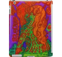 Ganja Guardians #10: SourDream {Real} iPad Case/Skin