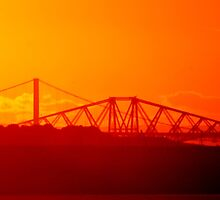 Wir Bridges by Nik Watt