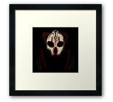 The true lord Framed Print
