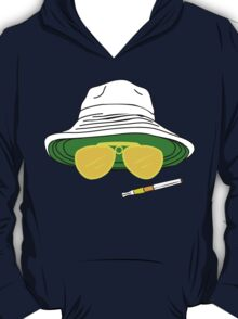 Fear and Loathing In Las Vegas Raoul Duke T-Shirt