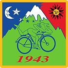 Hofmann Bike ride LSD Blotter Art Psychedelic Tee by yinon