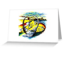 Steel your Dali Greeting Card