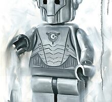 Cyberman by Deborah Cauchi