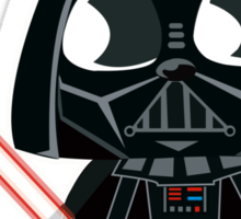Darth Mickey Sticker