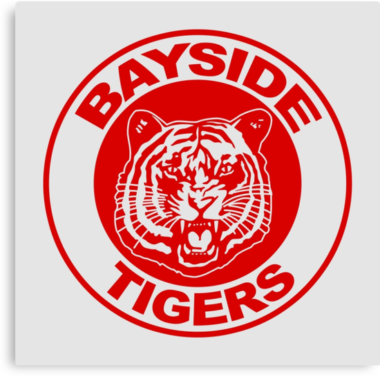 Saved by the bell: Bayside Tigers by dutyfreak