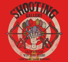Kakariko Shooting Gallery by Arinesart