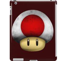 Japan Mario's mushroom iPad Case/Skin