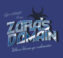 Greetings from Zora's Domain by Arinesart
