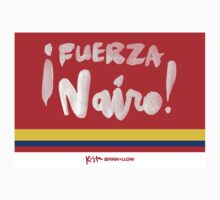 Fuerza Nairo Quintana : Sticker by finnllow