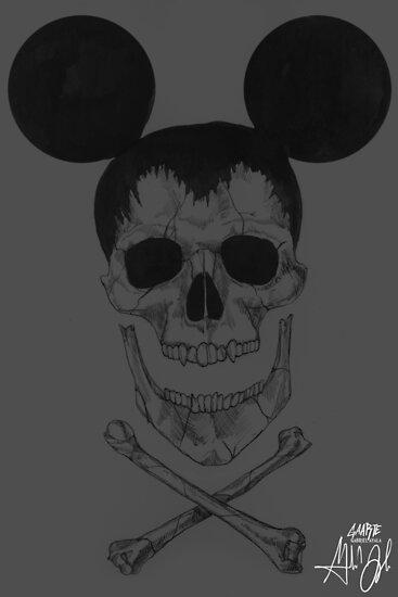 Dead Mikey by gaarte