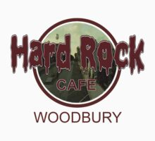 Hard Rock Woodbury (The Walking Dead) by Leocats