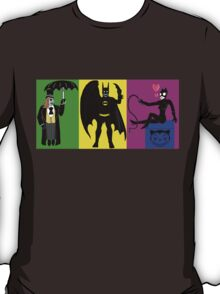 Batman Returns Trio T-Shirt