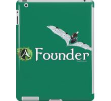 Archeage Founder status iPad Case/Skin