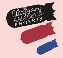 Wolfgang Amadeus Phoenix by gr8mrb93
