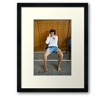Harry Styles Framed Print