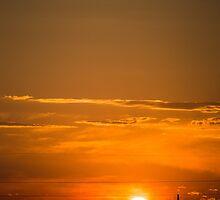 Golden Sunset II by Jay-J