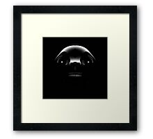 Curvilinear Project No. 297 ( Prototype) Framed Print